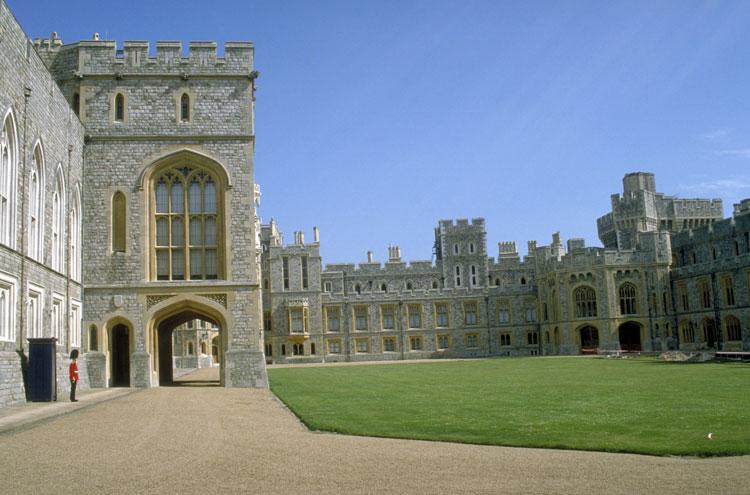 Del castillo de Windsor a Westminster, un tour por los escenarios de una visita real