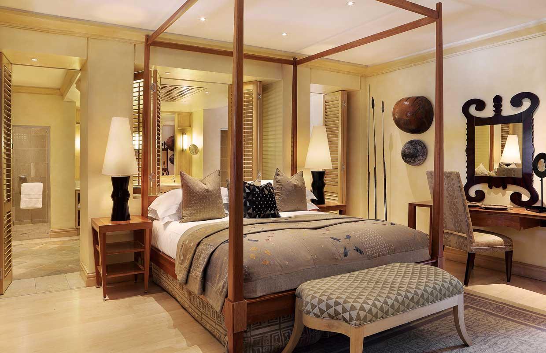 El mejor hotel boutique del mundo, un retiro de inspiración para Nelson Mandela