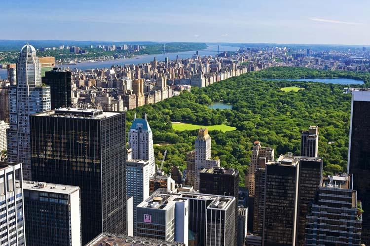 Nueva York en familia, todo un bocado para grandes y pequeños