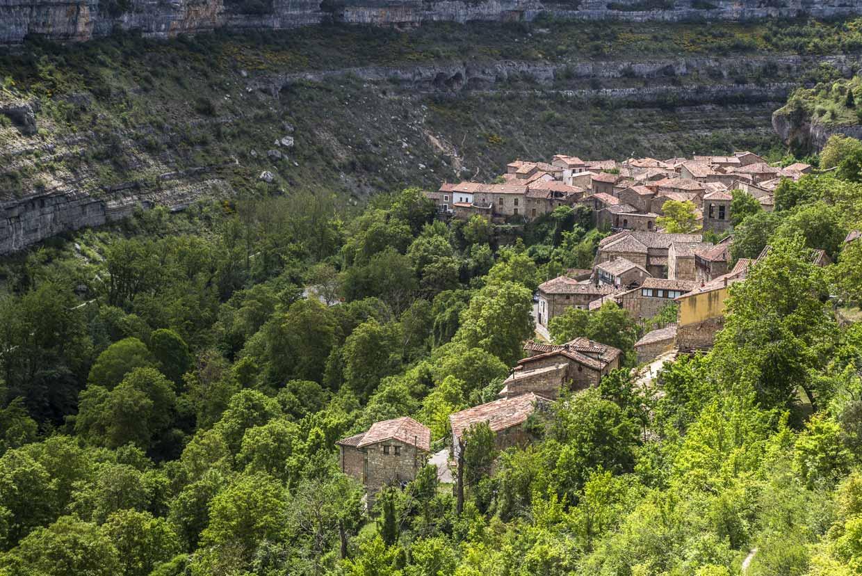 Los 14 pueblos de postal más bonitos de Castilla y León, pura ...