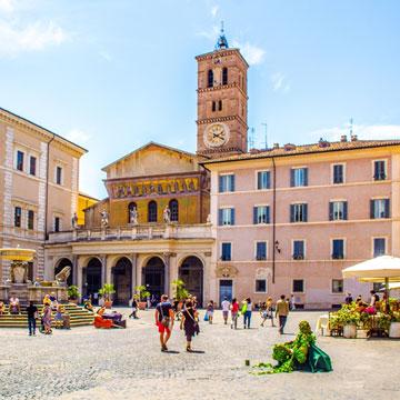 El Trastevere, el barrio más bohemio de Roma en seis monodosis