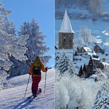 Claves para una escapada blanca al Pirineo (antes de que llegue la primavera)