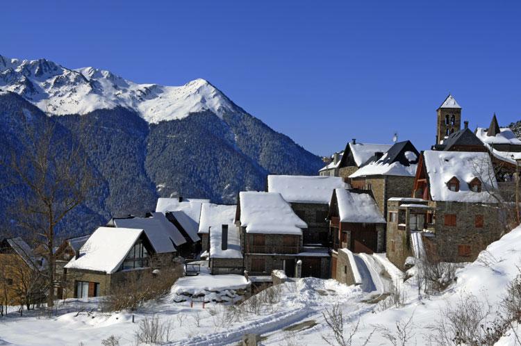 Claves para una escapada blanca al pirineo antes de que - Hotel en pirineo catalan ...