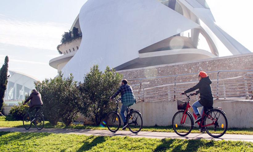 Valencia Green: un fin de semana para vivir la ciudad de modo saludable