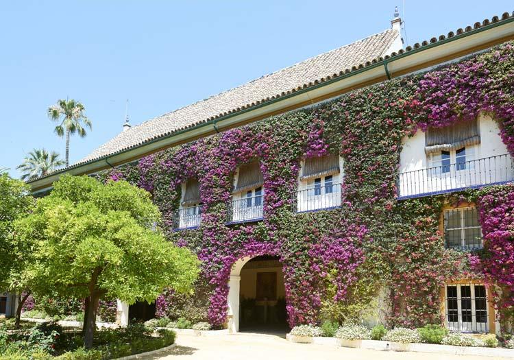 Un paseo por Las Dueñas, la residencia sevillana favorita de Cayetana de Alba