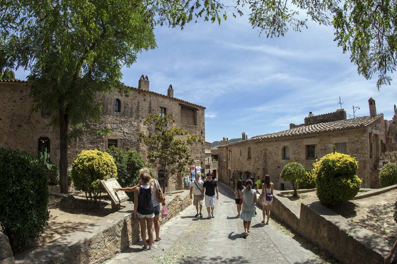 Los 13 pueblos m s bonitos de catalu a para fotografiar y - Los cuadros mas bonitos ...