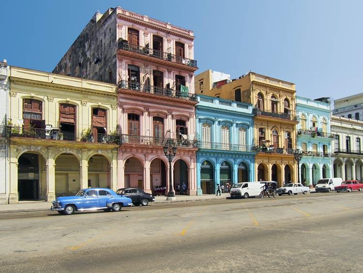La Habana desde un crucero: lo último en la ciudad de moda