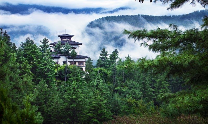 Una guía para dejarse conquistar por Bután, como Guillermo y Kate en su periplo viajero