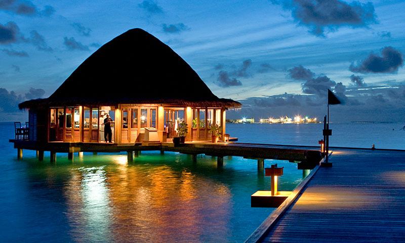 101 actividades en Maldivas