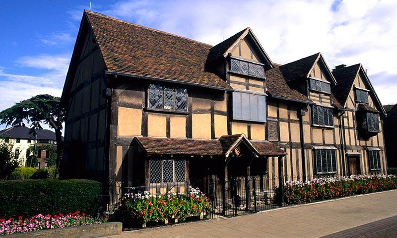 Tras los pasos de Shakespeare por Stratford-upon-Avon