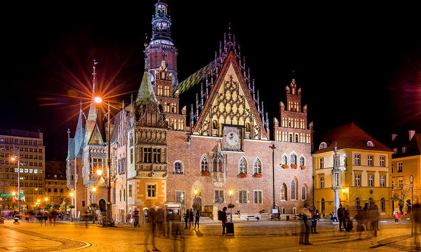 Wroclaw, así es el recién elegido mejor destino europeo 2018