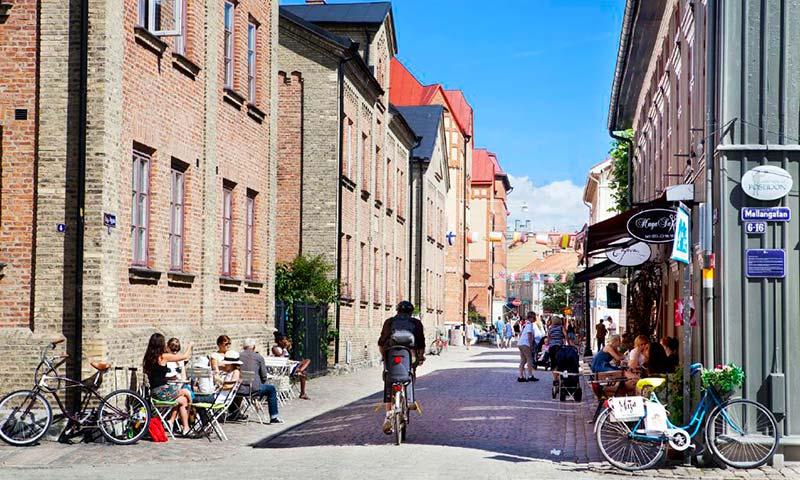 Descubriendo Gotemburgo, la ciudad de la oscarizada Alicia Vikander