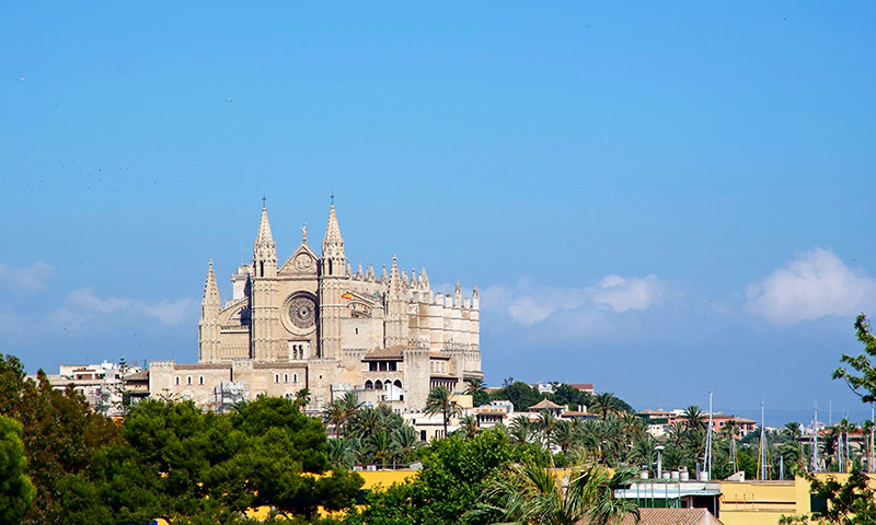 De viernes a domingo por la Palma de Mallorca más chic