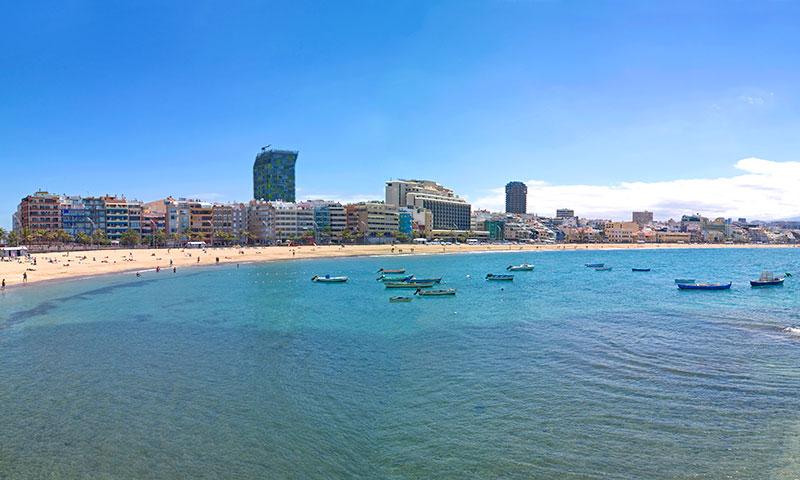 Los diez atractivos que hacen de Las Palmas de Gran Canaria una ciudad imprescindible