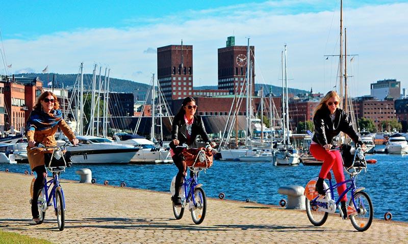 48 horas en la región de Oslo… la más vibrante de los países nórdicos