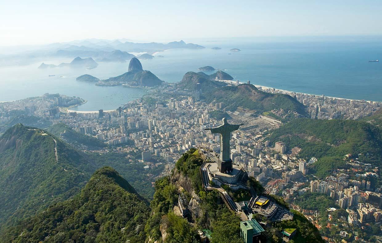 Un paseo virtual por 12 ciudades latinoamericanas maravillosas