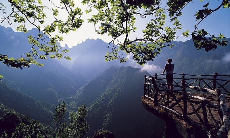 A pie o en bici por Madeira, una isla portuguesa para una escapada en familia