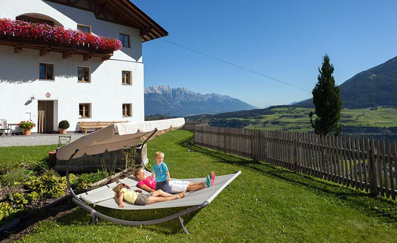 De granjeros en el Tirol, unas vacaciones de lo más originales en familia