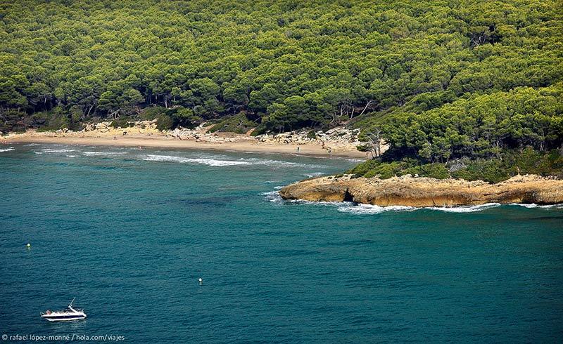 Por la Costa Daurada más natural, en busca de playas, bosques, humedales...