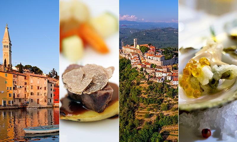 5 escapadas deliciosas para 'foodies' que abren el apetito en Croacia