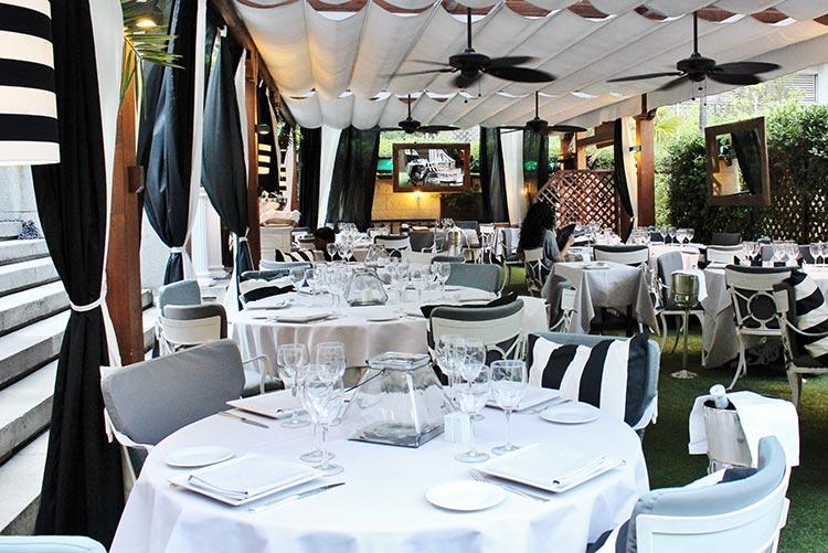 El buen tiempo de madrid se disfruta en colores foto 3 for Jardin hotel miguel angel