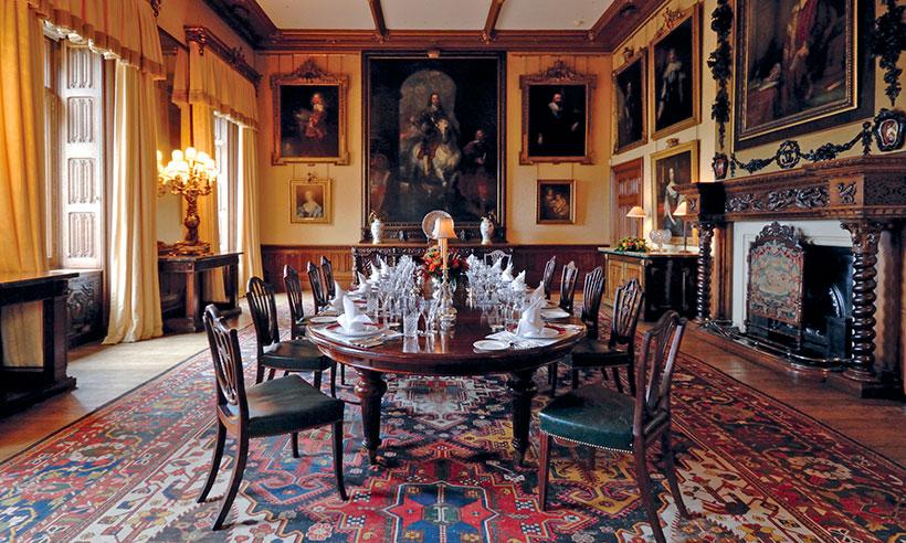 ¿Un té en Downton Abbey? Visitamos el castillo inglés donde se rodó la serie