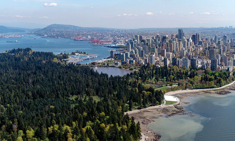 Michael Bublé nos enseña sus lugares favoritos de Vancouver