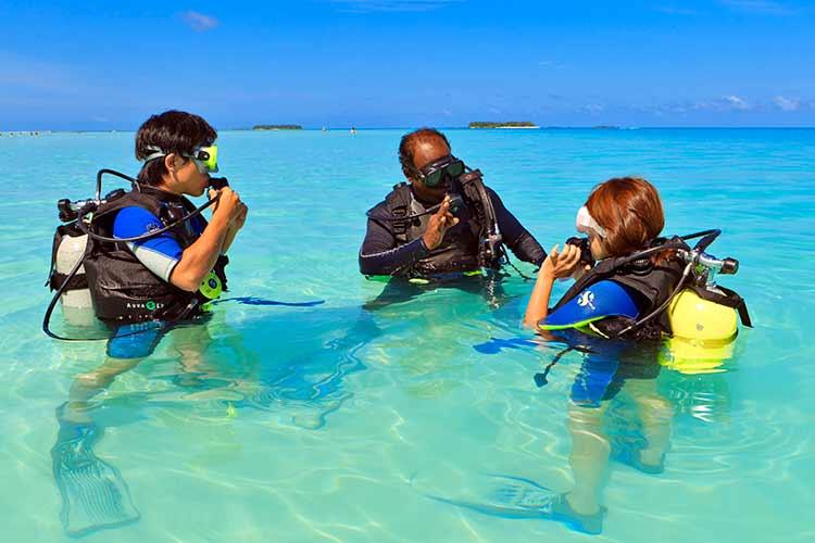Una experiencia única en Maldivas para disfrutar con la familia