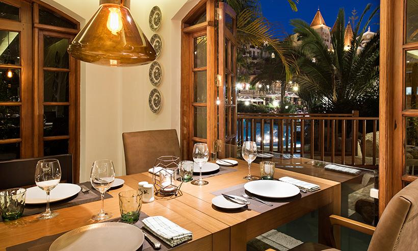 Placeres gastronómicos y más confort en Tenerife
