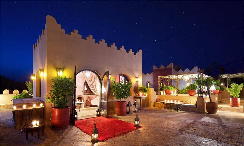 El capricho de Sir Richard Branson en Marrakech