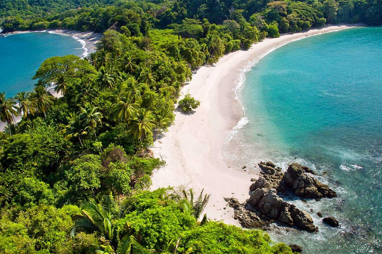 Mapa De Costa Rica Playas.Diez Playas En Imagenes Para Enamorarse De Costa Rica