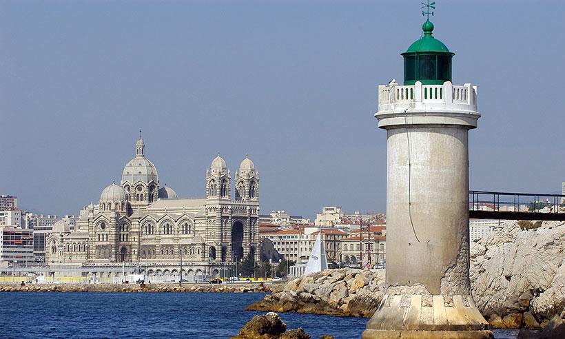 48 horas en Marsella: pura luz mediterránea