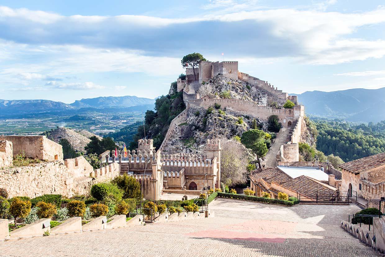 Diez pueblos valencianos requetebonitos for Lugares con piscina para pasar el dia