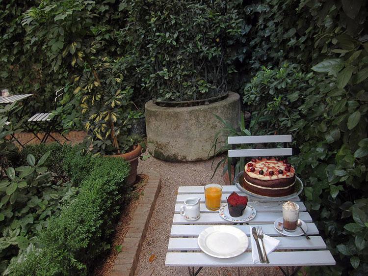 Unas horas a la fresca en estas terrazas de museos foto 4 for Cafe el jardin madrid