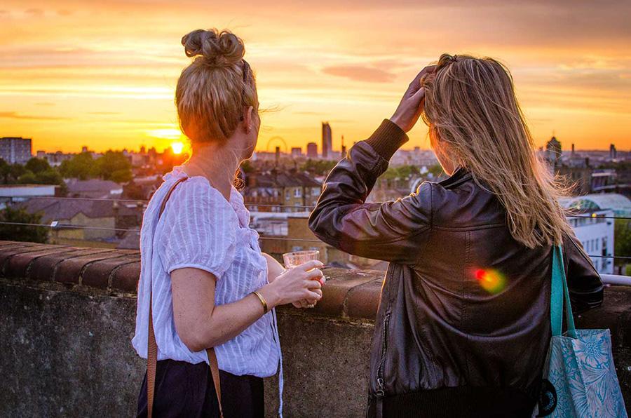 Los 5 Mejores Bares En Las Azoteas De Londres Para Celebrar