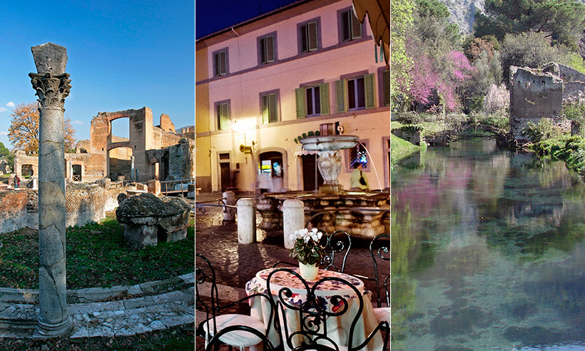 Seis excursiones muy apetecibles a una hora (más o menos) de Roma