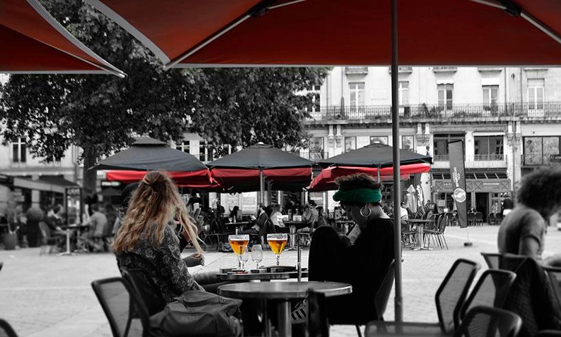 Nantes a la última, una creativa galería de fotos nos descubre su lado más trendy