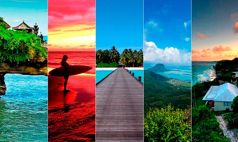 Top 10 de las islas más bonitas del mundo
