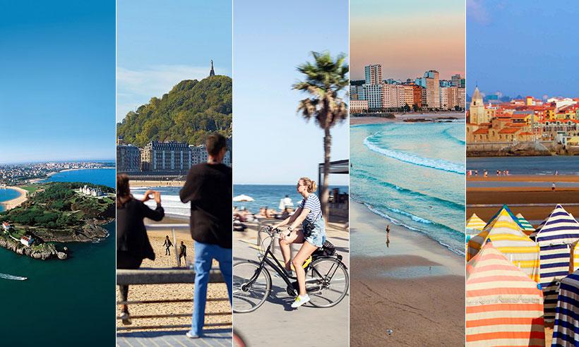 Votación: ¿Cuál es para ti la mejor ciudad con playa de España?