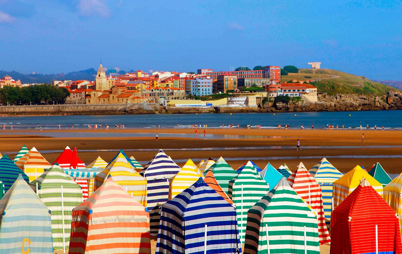 Gij n la mejor ciudad con playa de espa a para nuestros for Oficina de turismo gijon