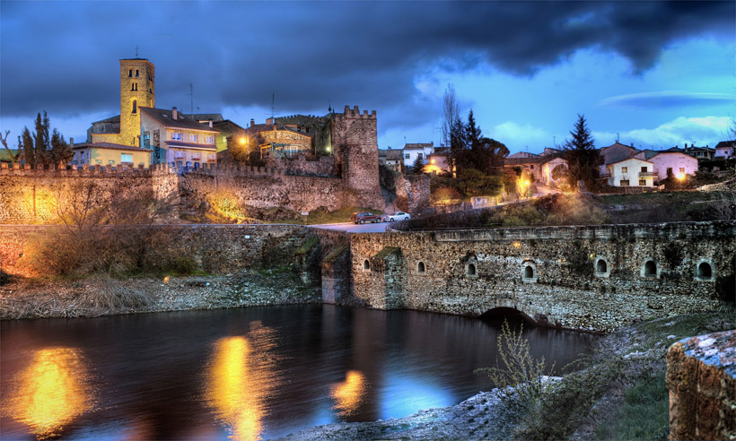 Los pueblos mas bonitos de espa a - Sitios con encanto cerca de madrid ...