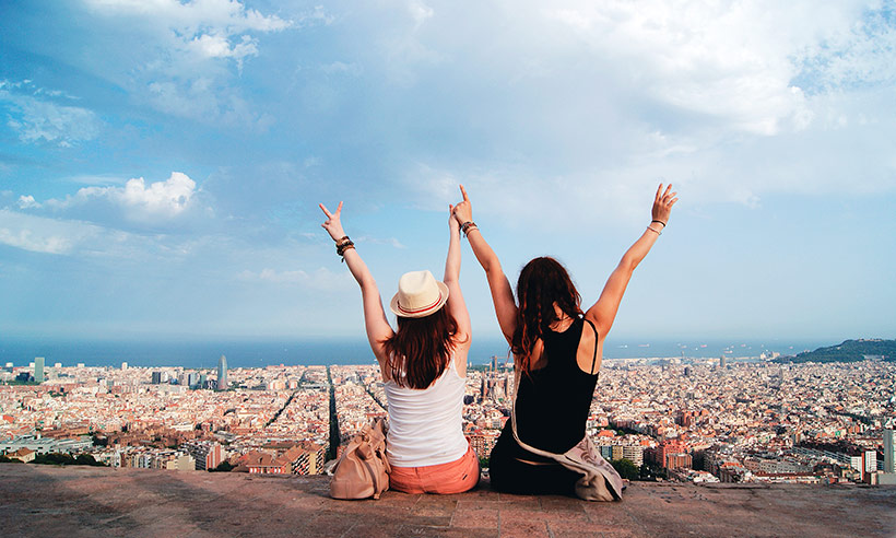 Siete planes alocados para vivir Barcelona a tope