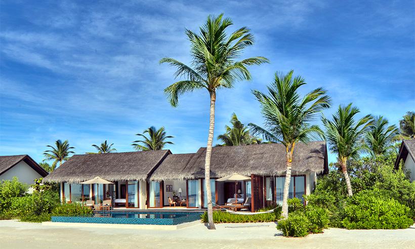 Romántico o en familia, ¿cómo te escaparías a las Islas Maldivas?
