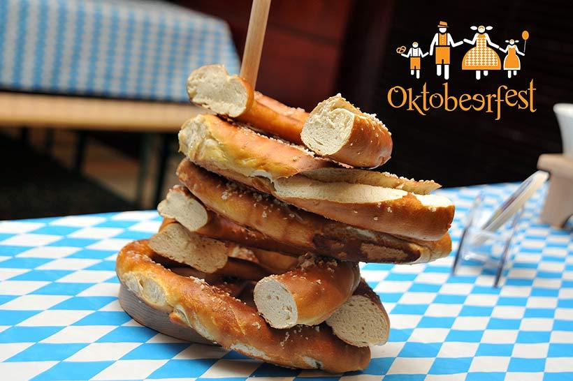 Oktoberfest, en Munich, y también en Lisboa
