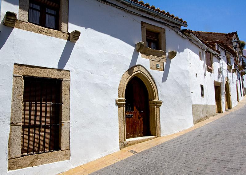 Un paseo por los pueblos extreme os m s encantadores foto 10 for Hoteles en valencia de alcantara