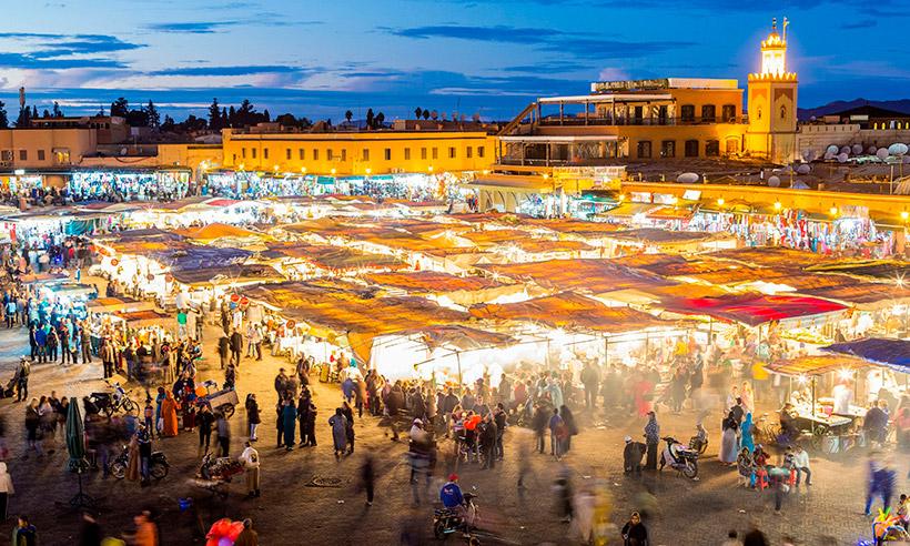 48 horas en Marrakech, tu guía 'on line' para perderte en la ciudad roja