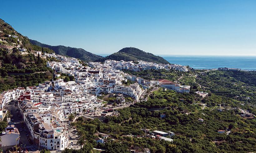 Frigiliana, no hay un pueblo blanco y andaluz con más encanto