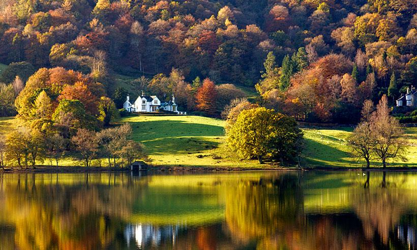 Lake District, un paraíso de lagos y encantadoras aldeas en Inglaterra