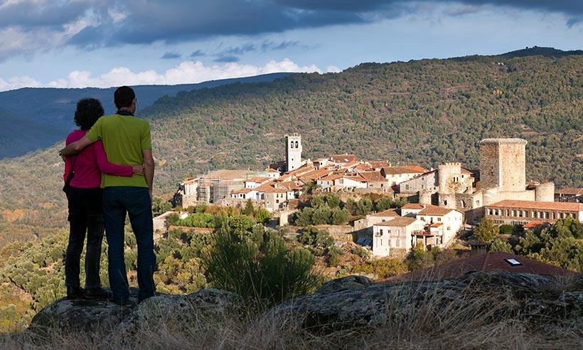 Seis pueblos con encanto de Salamanca para enlazar en una ruta