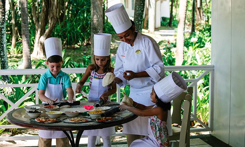 Conviértete en 'masterchef' en Isla Mauricio